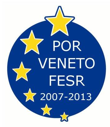 Logo POR Veneto FESR 2007-2013